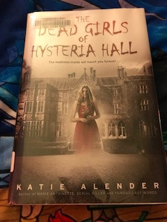thedeadgirlsofhysteriahalllibrarybook