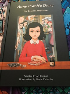 annefrankgraphicnovel